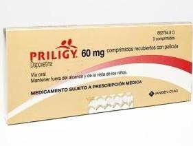 Priligy - Dapoxetina