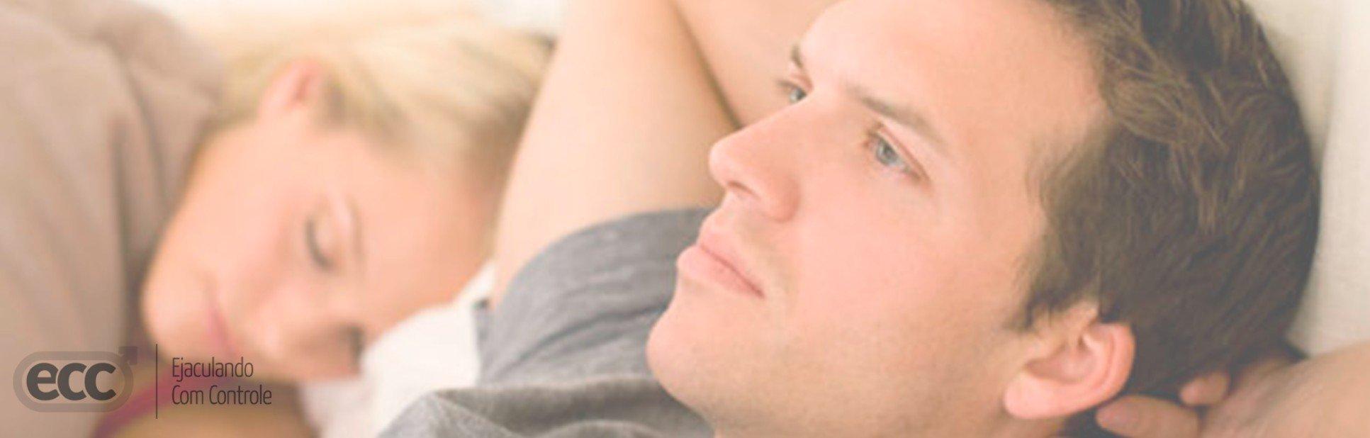 qual a cura para ejaculação precoce
