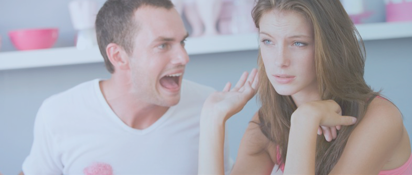 prolemas no casamento