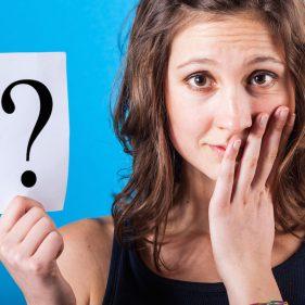 lidando com dúvidas femininas