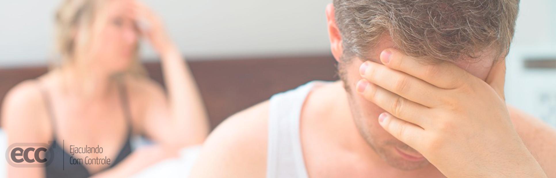como acabar com a ejaculação precoce