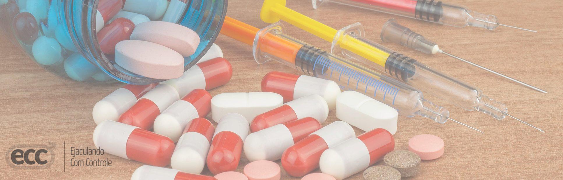 medicamento para ejaculação precoce