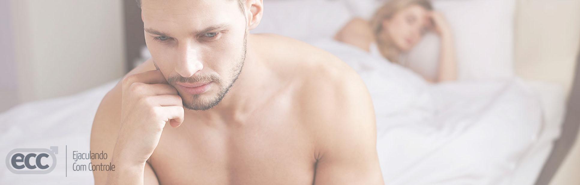 método para curar ejaculação precoce
