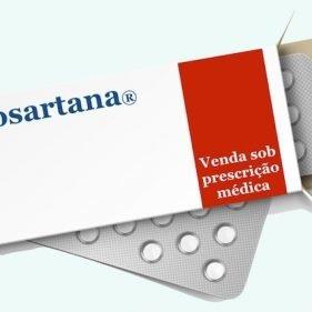 losartana causa impotência