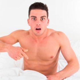 sensibilidade no pênis